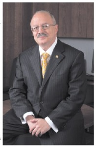 Dr. Eduardo Padrón. Presidente del Miami Dade College.