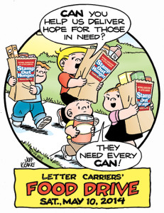 Stamp out hunger integrate news may 10 2014 Feature
