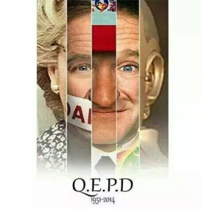 robin williams integrate news desde mi tablet rest in peace rip